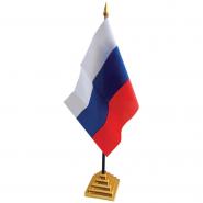 Флаг России настольный FL_3097