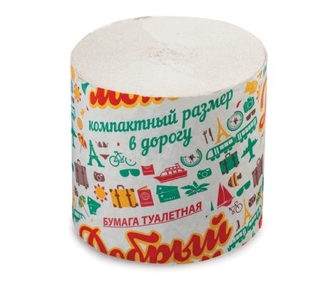 "Туалетн.бумага ""Добрый моток"" б/втулки 50378"