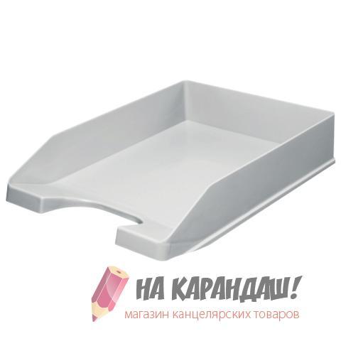 Лоток гор литой Стамм Стандарт сер ЛТ21