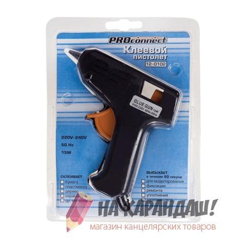 Клеевой пистолет 7мм 18 Вт Proconnect 670015 12-0102