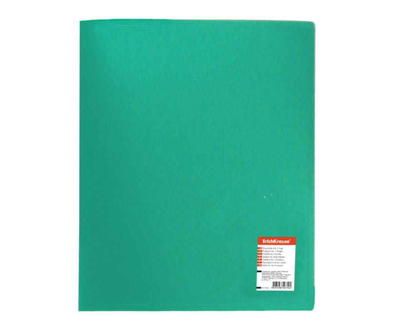 Папка 2-к А4 35мм EK Standard 14461 зеленая