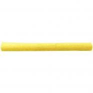 Бумага гофрированная 50*250см флористическая 128г/м светло-желтая 170566
