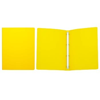 Папка 4-к А4 24мм EK Classic 42992 желтая