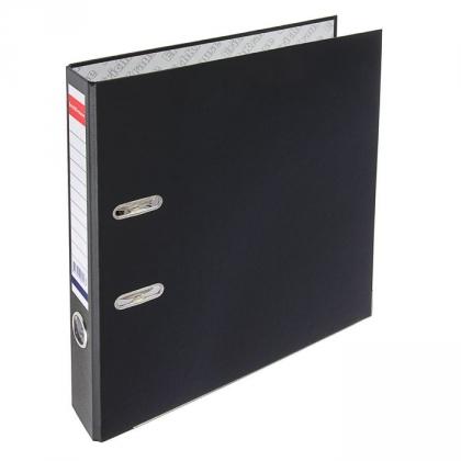 Регистратор А4/5 ЕК Standart 695 черный