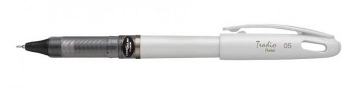 Ручка гелевая Pentel Tradio Energel BLN115W 0.5мм черн