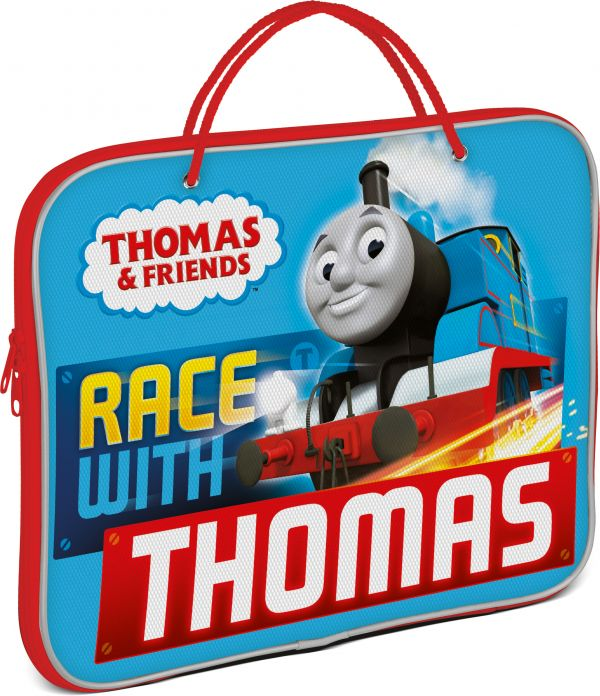 Папка д/тетр A4 н/молн с/руч Thomas&Friends TFDB-UT1-PLA4M