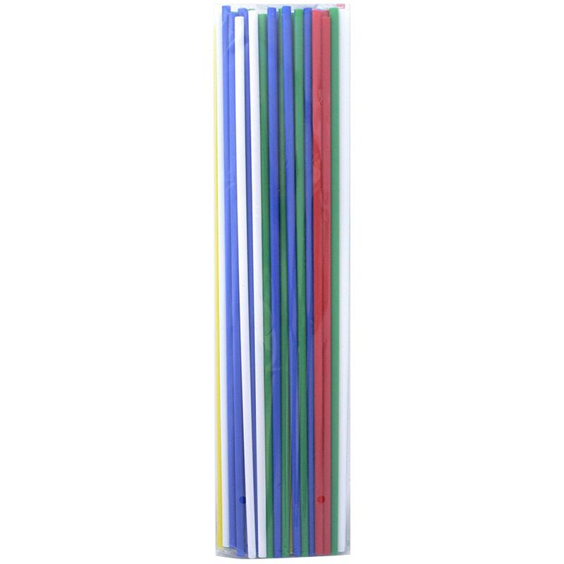 Палочки д/воздушных шаров mix 100шт 4607145438291