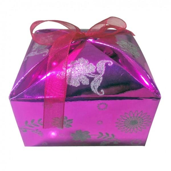 Коробка подар складная 75*75*42мм PW7823