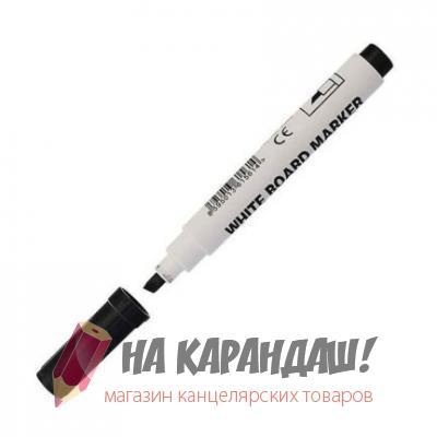 Маркер д/доски ск Cen 8569 1-4.6мм черн