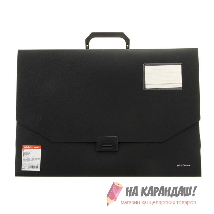 Портфель пластиковый А3 12320