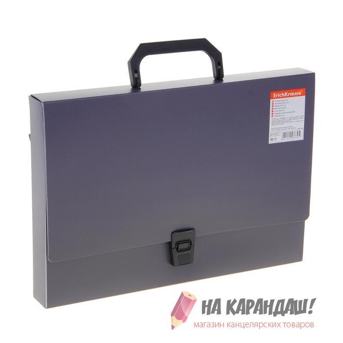 Портфель пластиковый А4 Attache 3879