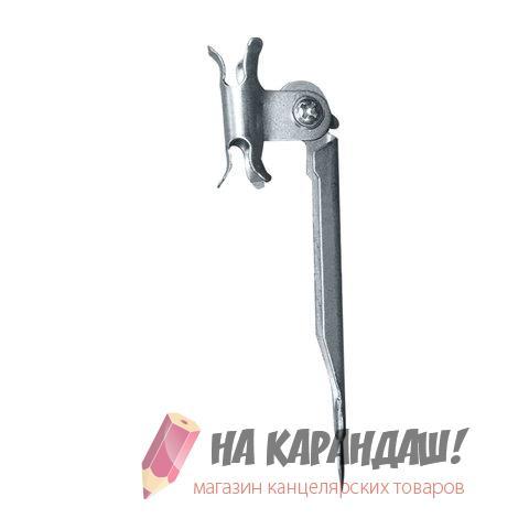 Циркуль Козья ножка мет.с карандашом Пифагор 210600