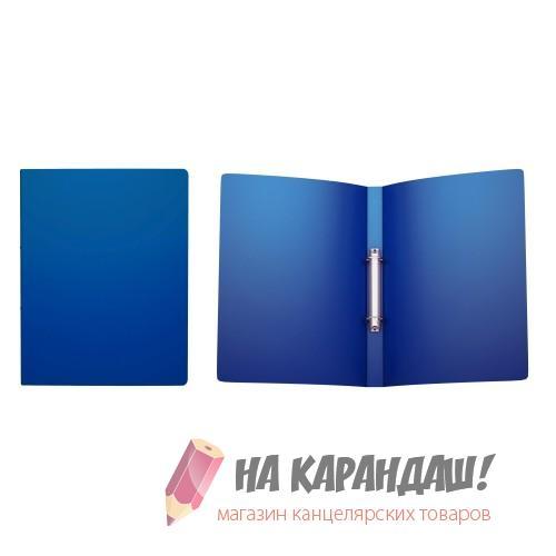 Папка 2-к А4 24мм EK Classic 42965 синяя