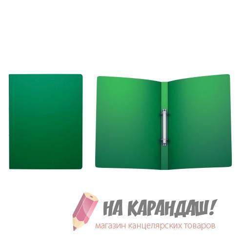 Папка 2-к А4 24мм EK Classic 42966 зеленая