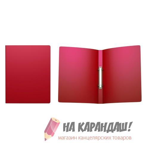 Папка 2-к А4 24мм EK Classic 42967 красная