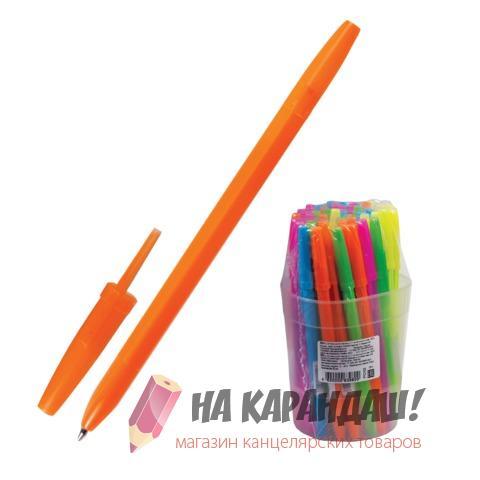 Ручка шариковая РО10 синяя Оптима