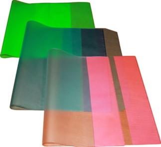 Обложка универсальная 215*445мм 150мкм зеленая