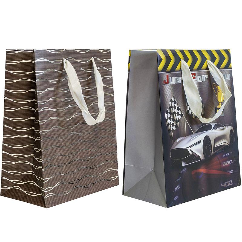 Пакет подар бум ламин 180*230*100мм BG8239M
