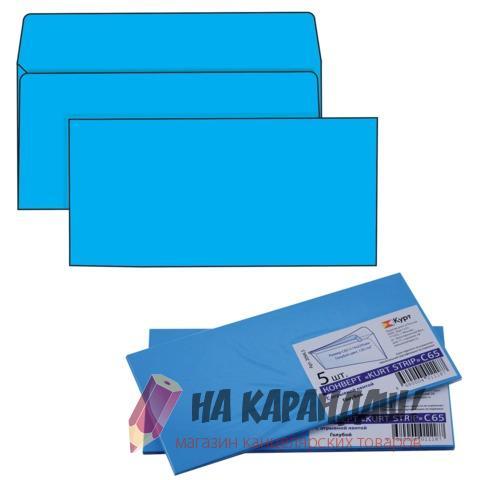 Евроконверт СКЛ голубой 120g 209А.5 124184