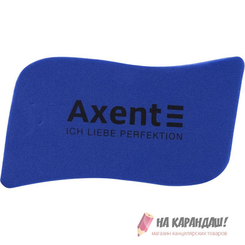 Губка для доски магн 60*150мм Wave AX9804 син