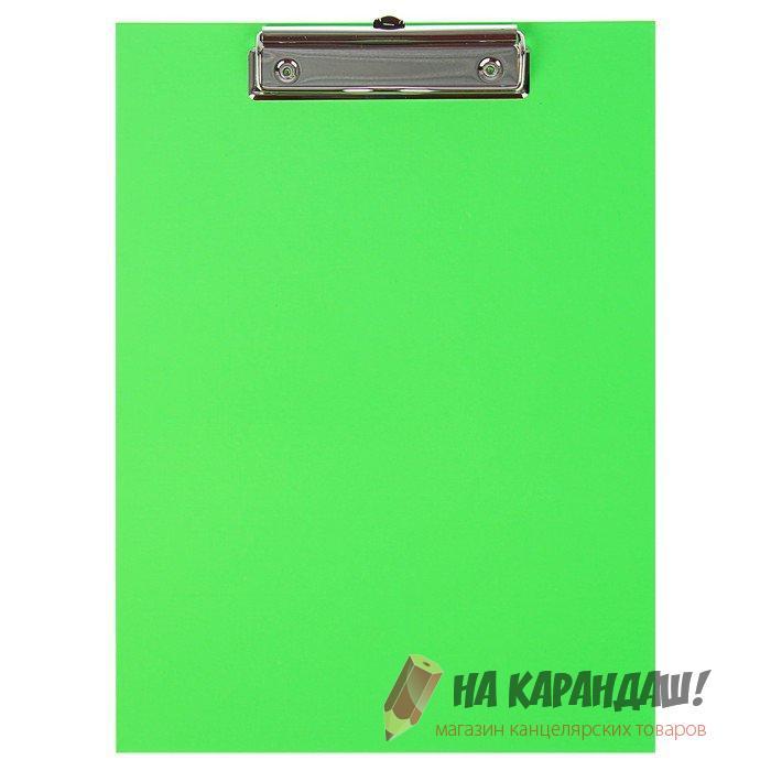 Клип-борд А4 Neon зеленый EK45409