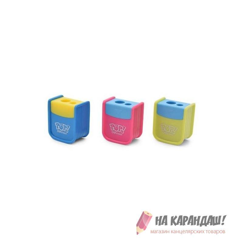 Точилка без контейнера пластикоая ER00106