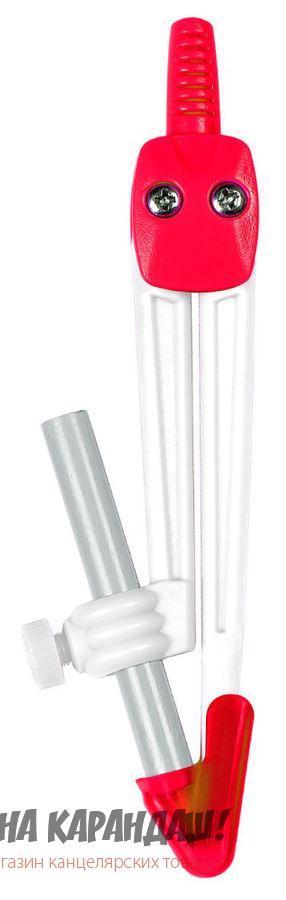 Циркуль с карандашом металлический E8621