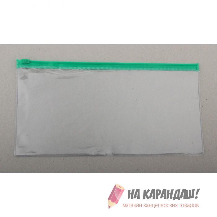 Конверт на молнии DL Zip Pocket Travel проз mix б/карм EK4563/12/