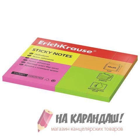 Стикер 50*40мм 4*50л Neon EK4401 /10/