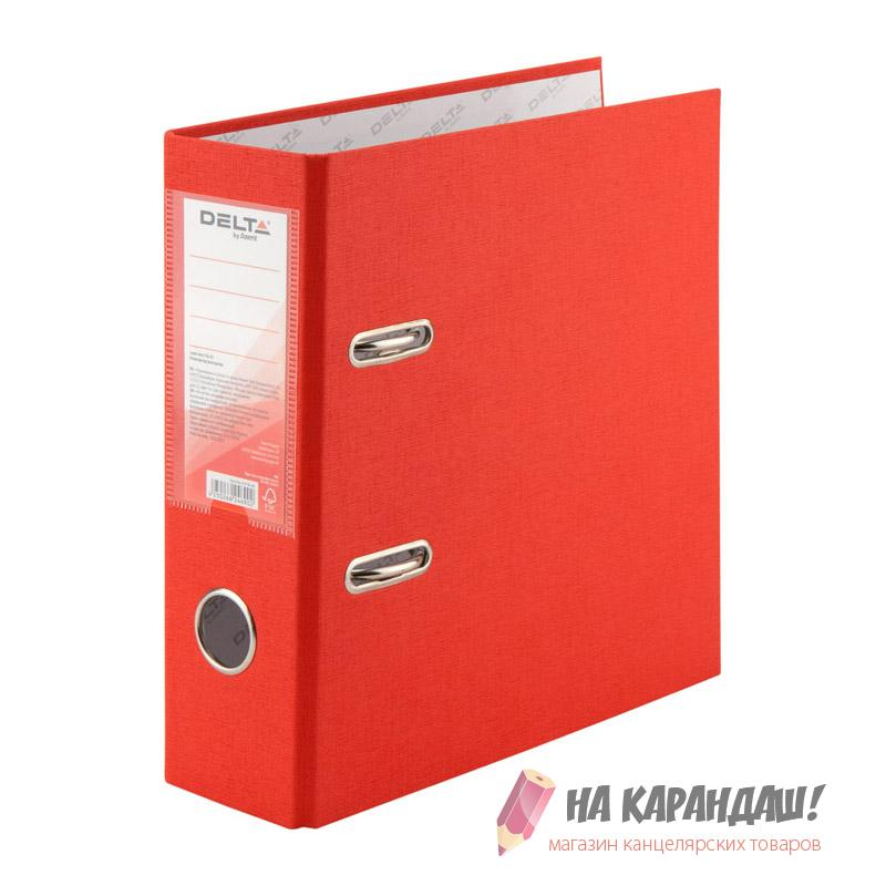 Регистратор А5/7.5 D1718-06 красный