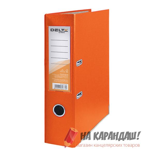 Регистратор А4/7.5 D1714-09 оранж