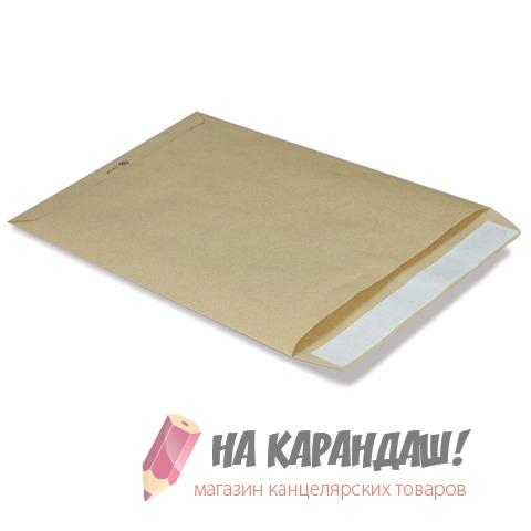 Пакет В4 СКЛ 250*353мм крафт 90гр 380090