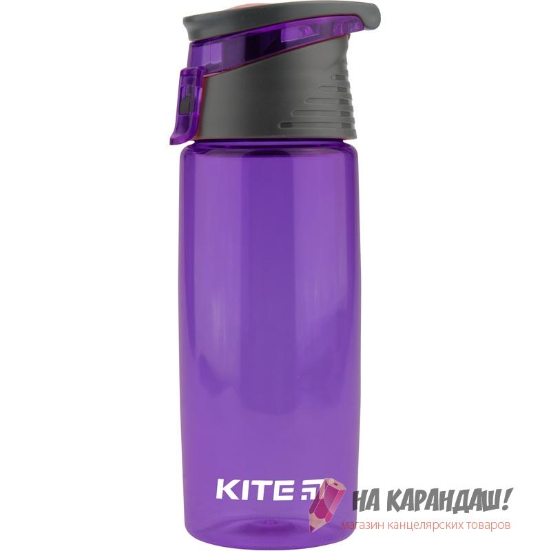 Бутылочка для воды Kite K18-401-05 550 мл фиолет