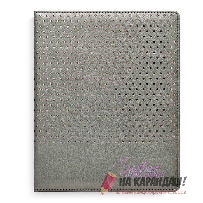 Дневник 1-11кл 48л Графитовый металик Феникс 49821