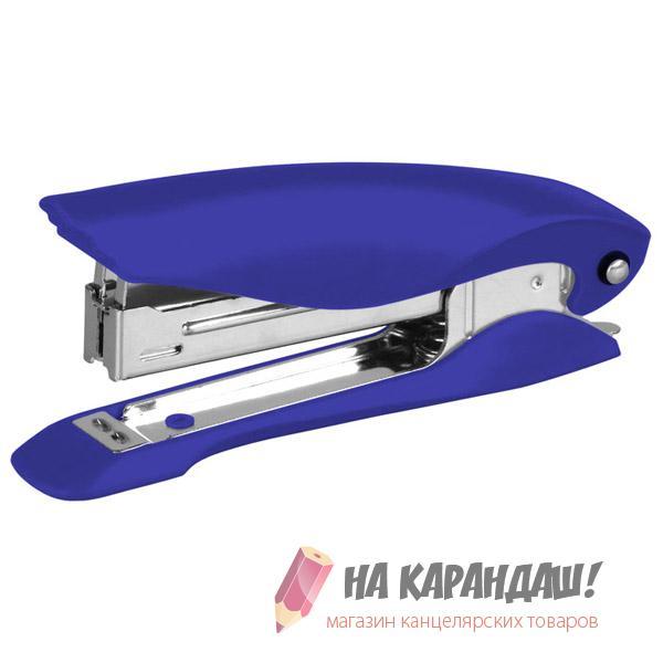Степлер 10/5 12л пл AX4802-02 Ultra синий