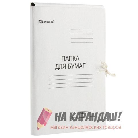 Папка карт н/завяз 440гр Brauberg 110926 /100/