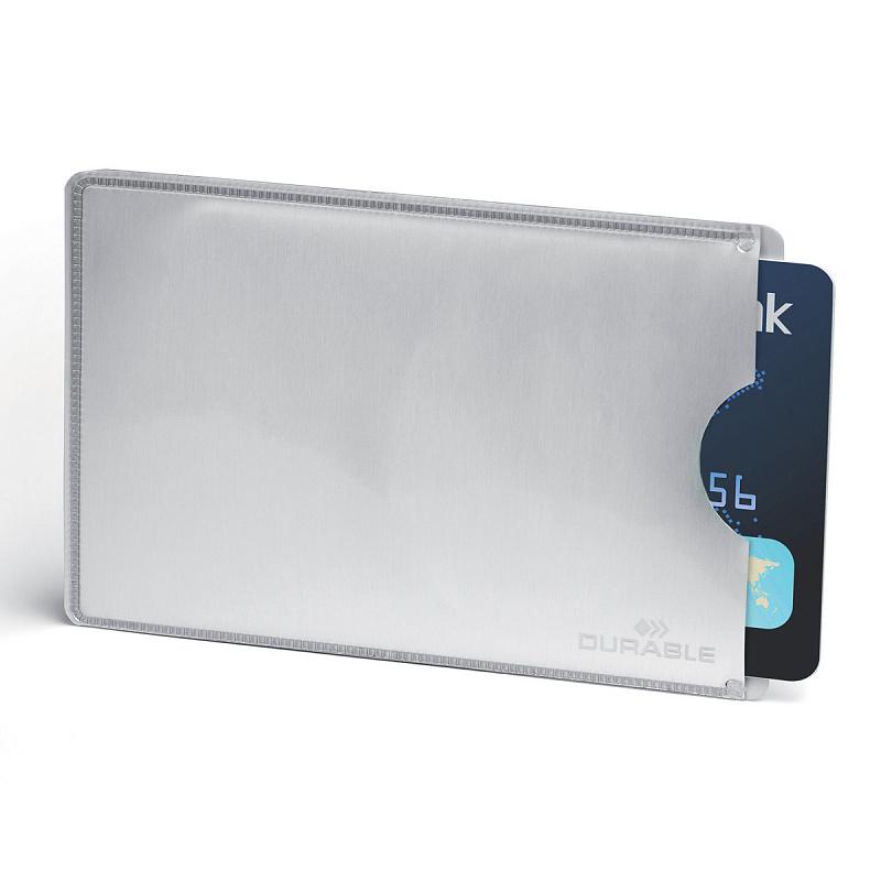 Карман д/визиток с защит Rfid secure 8900-23