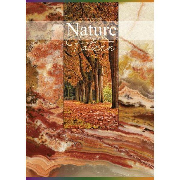 Тетрадь А4 н/сп 96кл Hb_013361 96Т4вмВ1гр/NAT Nature