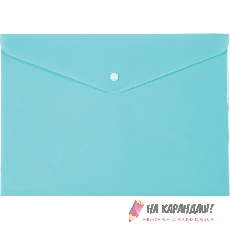 Конверт н/кн А4 AX1412-09 Pastelini 180мк н/пр неомята /12/