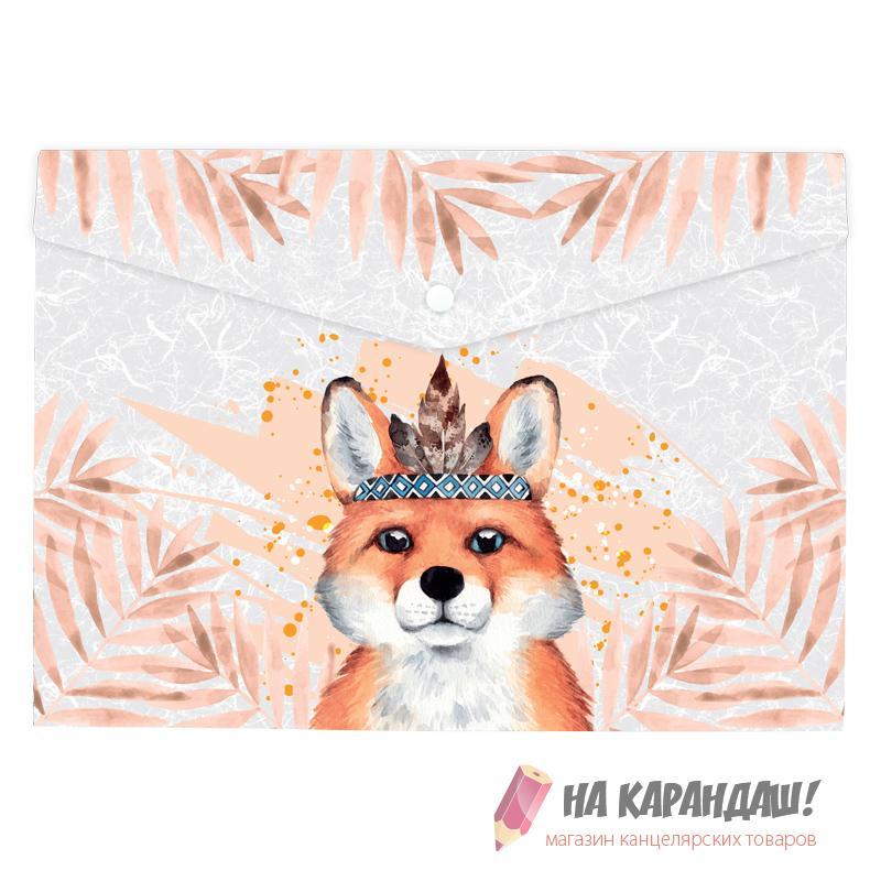 Конверт н/кн А4+ AX1495-94 180мк Cuties-04 /12/
