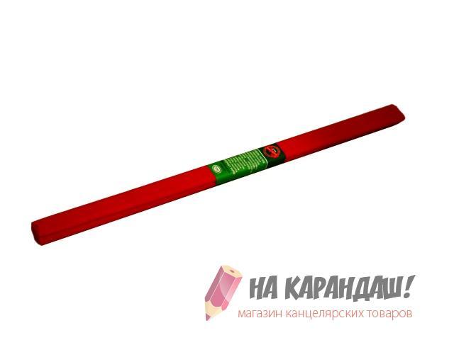 Бумага гофр 50*200см 32г/м KIN9755/07 тем-красная