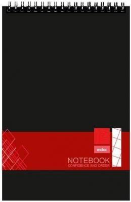 Блокнот А5 н/сп 40л кл для конференций Index INO0101-A540