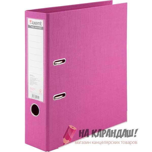 Регистратор А4/7.5 АХ1722-10 Prestige+ розовый