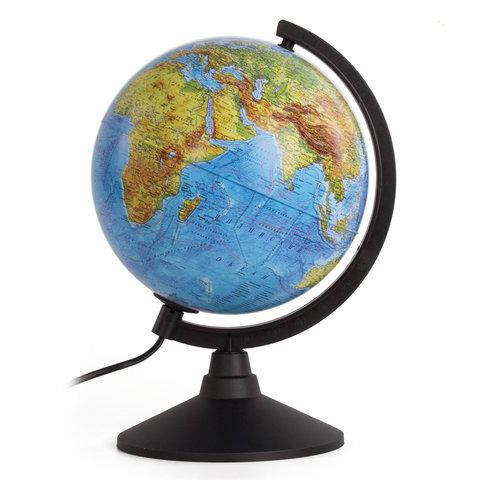 Глобус рус D210мм KO12100089/454424 Golden физический подсвет