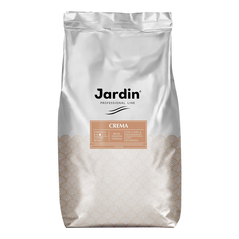 Кофе в зернах JARDIN (Жардин) Crema 1кг шк08467
